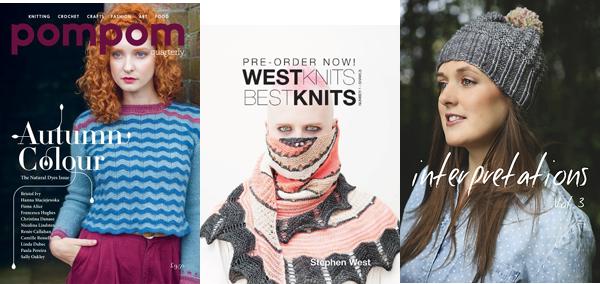 Pétronille liste de rentrée Magazines tricot 2016