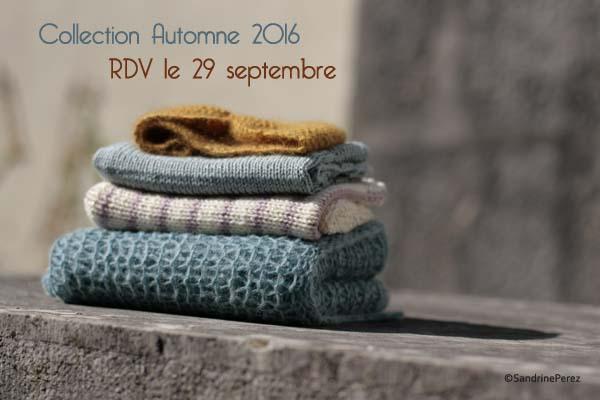 Pétronille Annonce Collection Automne 2016