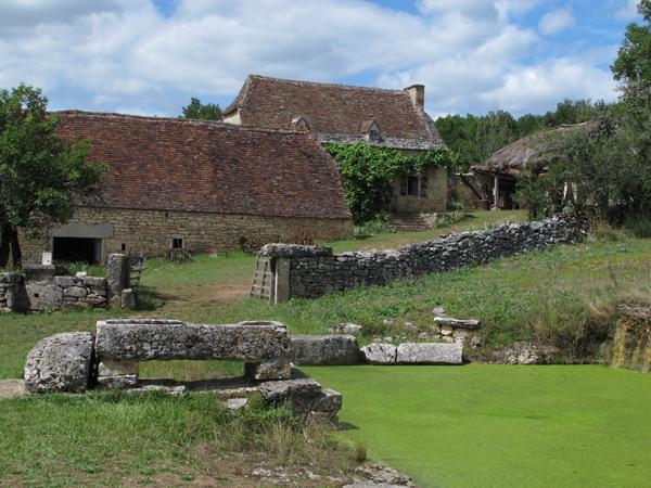 Le Lot et la laine Musée du Cuzals